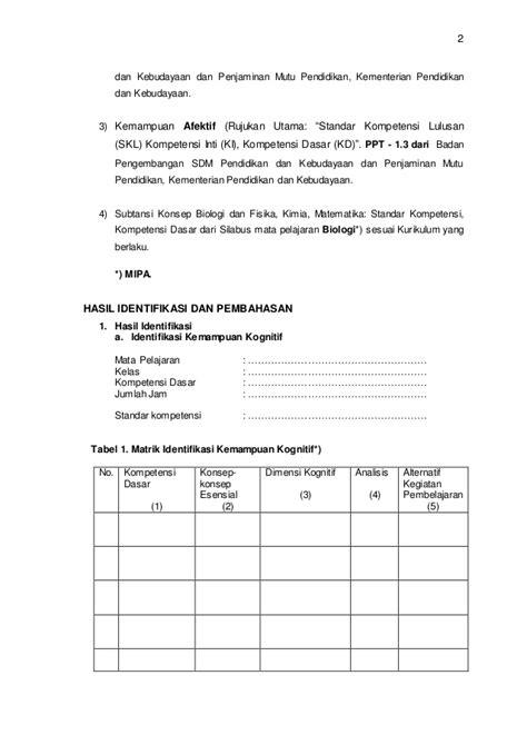format makalah pembelajaran format makalah ddp mipa