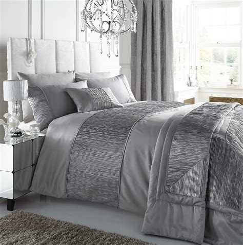 bedroom cover sets sahara silver duvet cover set double home pinterest
