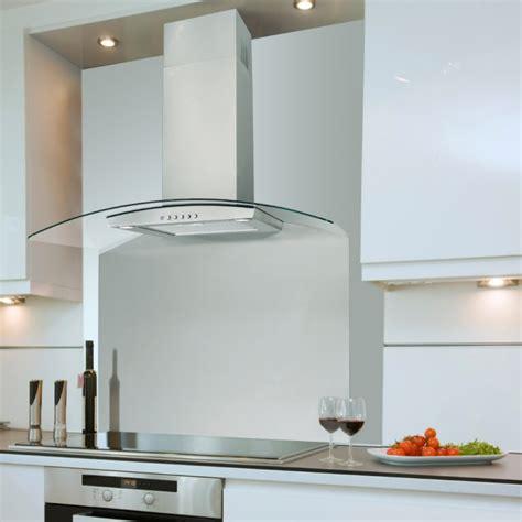 Designer Kitchen Extractor Fans 90cm Valore Ss