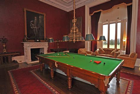 billiards room allerton castle castle wedding pictures