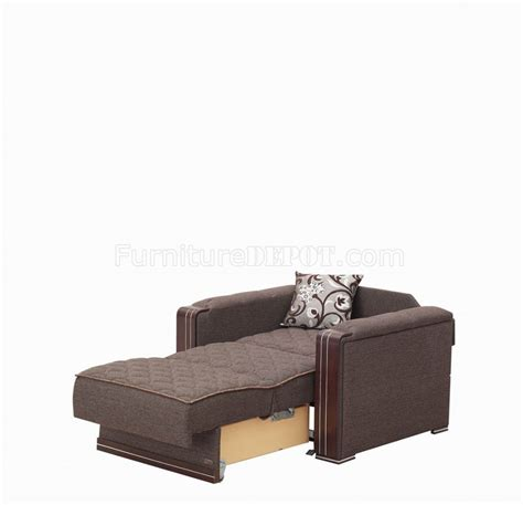 Oregon Sofa Bed Oregon Sofa Bed In Brown Fabric W Optional Chair Loveseat