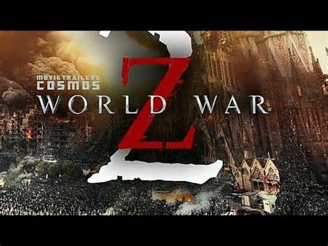 guerra mundial z guerra mundial z 2 trailer 2018 youtube