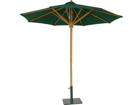 Teak Patio Umbrellas Westminster Teak Premium Umbrella 94 Inch Diameter Tropical Outdoor Umbrellas By