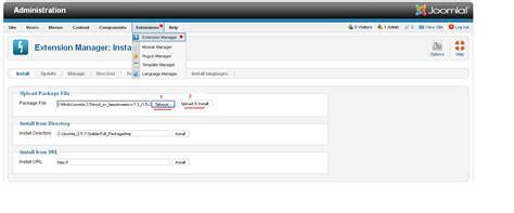 cara menginstall dan konfigurasi joomla tiyotc otomotif cara meng instal dan mengaktifkan module pada