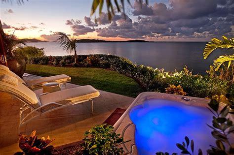 serene caribbean rental villa luxury life design island views caribbean villa