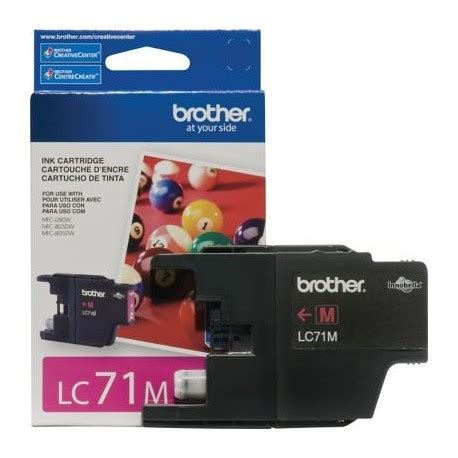 Tinta Lc 535x Colour Magenta ink cartridge for lc 71 magenta