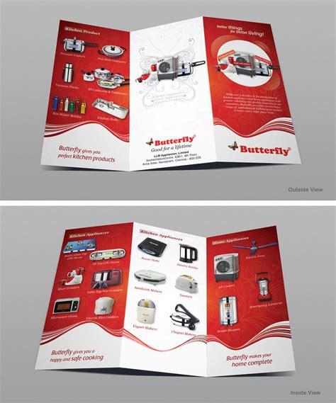 brochure catalog design india bi fold tri fold butterfly india trifold brochure by iyyanar on deviantart