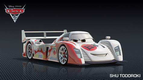 new cars from seven new characters from cars 2 revealed autoevolution