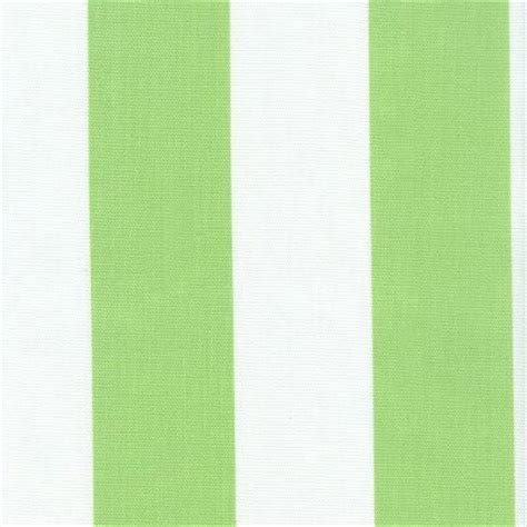Green And White Striped by Fabric Freak Ff Lime Green And White Stripe Outdoor Fabric