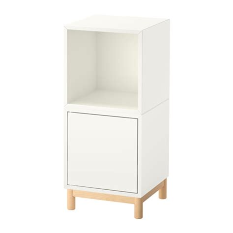 furniture picturesque ikea white storage cabinet for eket cabinet combination with legs white 35x35x80 cm ikea