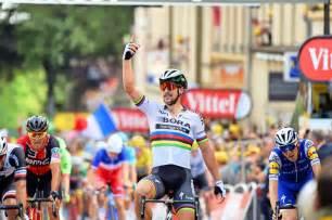 Tour De Tour De 2017 Sagan Wins Stage Three Up