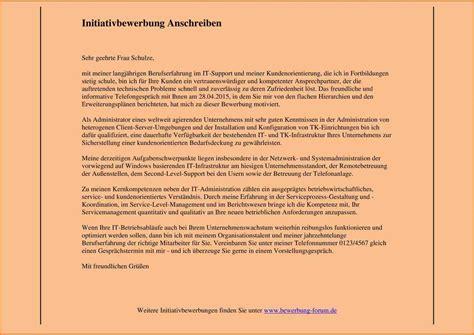 Initiativbewerbung Anschreiben Labor 8 vorlage initiativbewerbung questionnaire templated