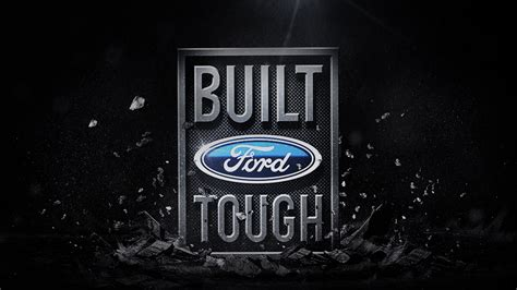 Built Ford Tough Logo by Built Ford Tough Logos