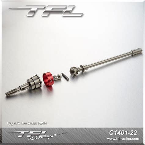 Cvd Axial Scx10 cvd drive shaft front for axial scx10
