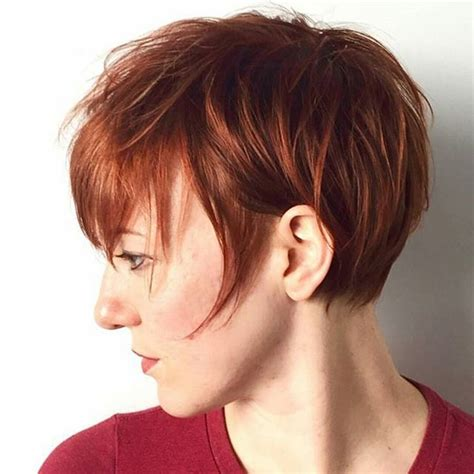 short hairstyles with fringe sideburns 21 gorgeous short pixie cuts with bangs styles weekly