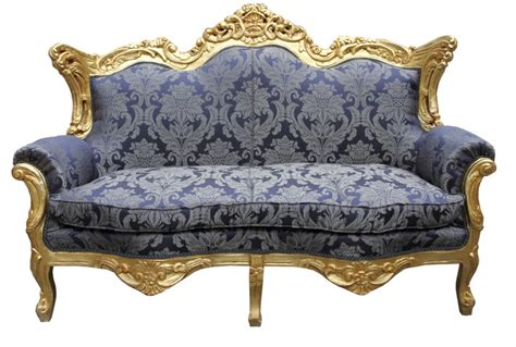 gold pattern sofa casa padrino baroque living room set royal blue pattern