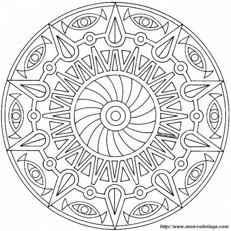 Picture Mandalas Mandalas61a75 006 sketch template