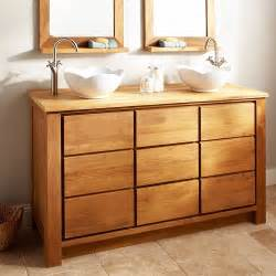 Meuble Salle De Bain 120 Cm 2 Vasques #8: Meubles-salle-de-bains ...