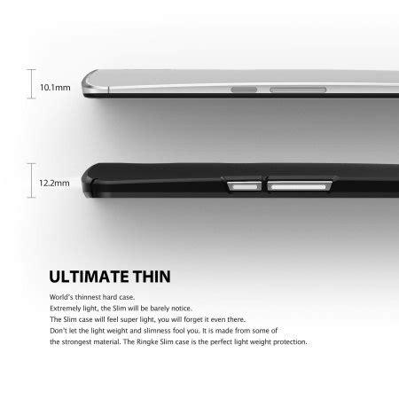 Limited Rearth Ringke Slim Motorola Nexus 6 Black Cle Limited rearth ringke slim nexus 6 black mobilezap australia
