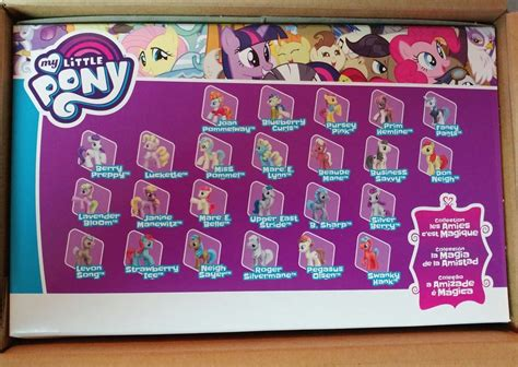 Littlepony Blind Bag blind bags wave 20 my pony friendship is magic
