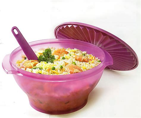 Produk Tupperware Bowl Blossom large rice bowl tupperware tupperware indonesia promo