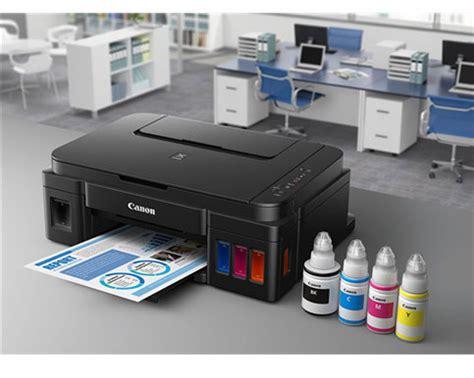 Printer Canon Pixma G2000 Asli Dan Bergaransi jual canon pixma g2000 printer bisnis multifunction inkjet murah untuk rumah kantor