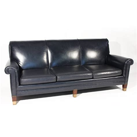 navy leather sectional sofa navy leather sofa smalltowndjs com