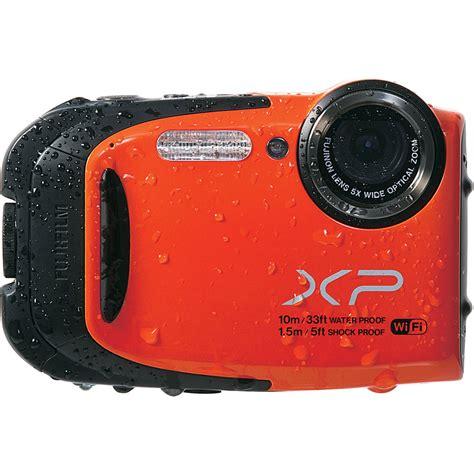 Fujifilm Finepix Xp70 Fujifilm Finepix Xp70 Digital Orange 16409662 B H Photo