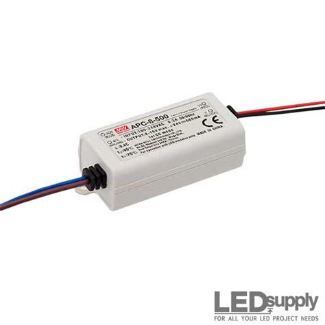 Power Supply Well Led Driver Apc 8 well apc led drivers