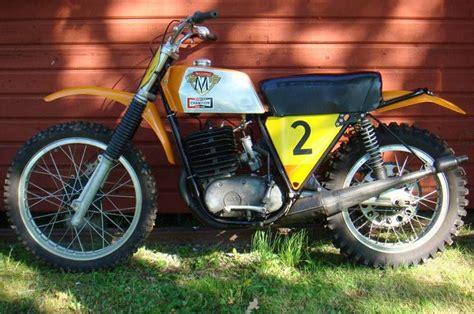 works motocross bikes 1970 works maico of ake jonsson vintage dirt