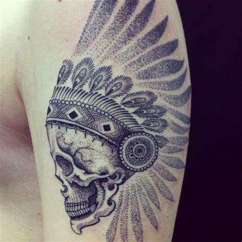 skullcandy tattoos designs dot work tattoos mixing styles dotwork and skullcandy