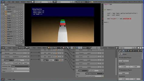 blender 3d game tutorial blender 2 6 tutorial car drive around collecting game