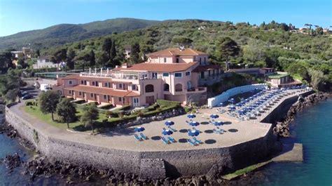 villa domizia porto santo stefano splendida panoramica dell hotel hotel villa domizia porto