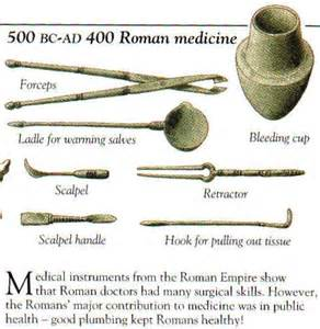 History of medicine very brief overview