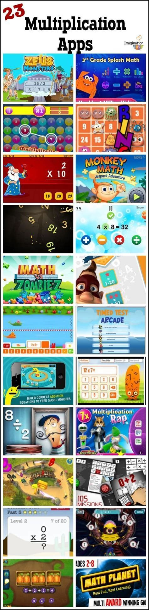 best apps for learning multiplication tables 19447 best ideas for the classroom grades k 2 images on