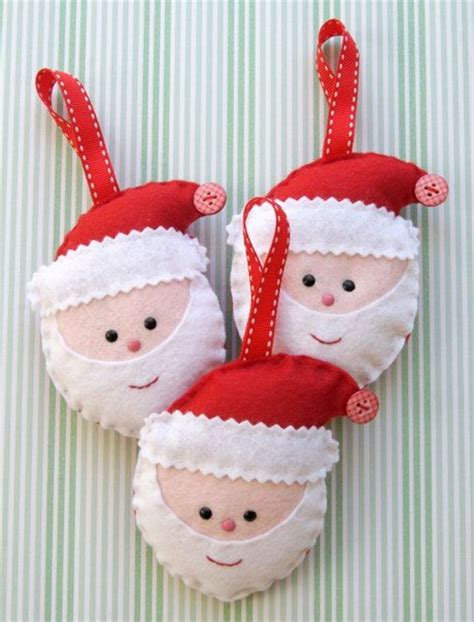 moldes navidenos en fieltro para imprimir moldes de adornos navide 241 os en fieltro imagui