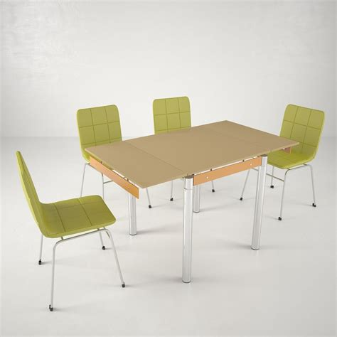 free dining table and chairs dining table and chairs free 3d model max cgtrader