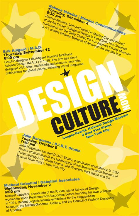 design is culture design culture now poster by mindgame486 on deviantart