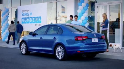 volkswagen safety  numbers event tv spot road trips   dog ispottv
