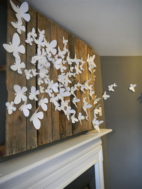 wall decorating wall decor butterflies room ornament