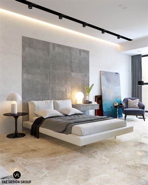 slate gray bedroom 3 small studio apartments that exude luxurious space