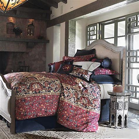 rose tree kashmir comforter set bed bath beyond