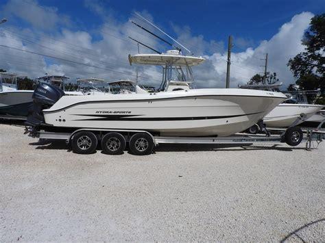 hydra sports  cc vector power boat  sale www