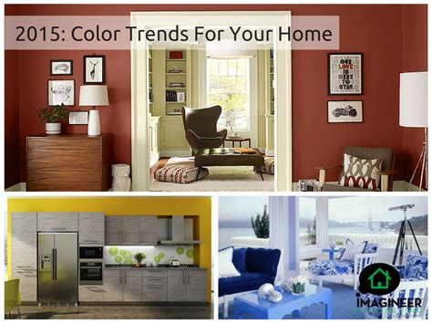 Home Design Trends 2015 Color Trends For 2015 Color Inspirations For Home Design