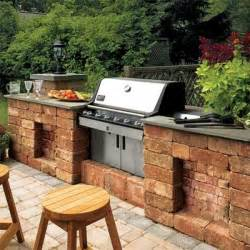 outdoor kitchen ideas diy backyard patio ideas diy home design