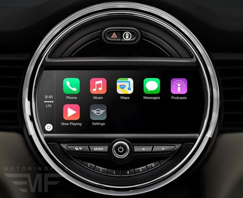 android car play official bmw mini to offer carplay android auto motoringfile