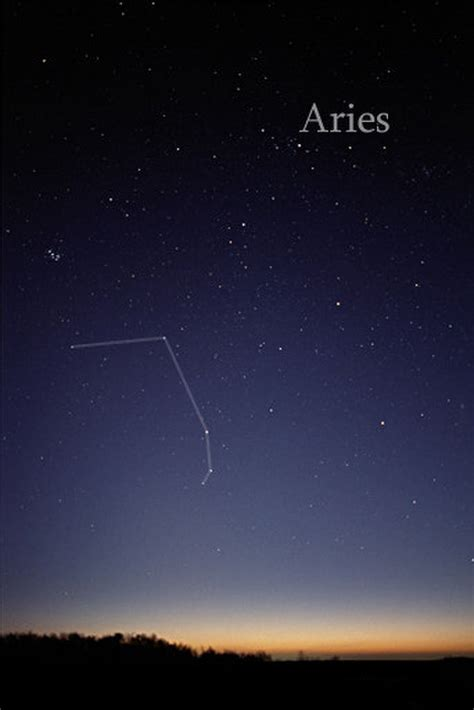 aries constellation facts about the ram