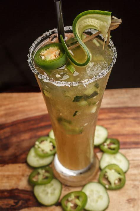 jalapeno margaritas jalapeno cucumber