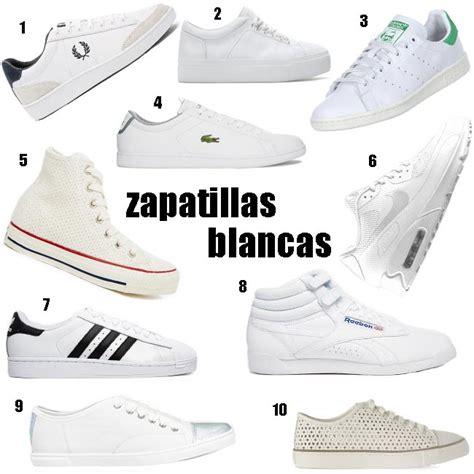 imagenes zapatillas blancas zapatillas blancas tendencia de moda