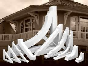 Structural Corbels And Brackets Fypon Decorative Millwork Gable Newhairstylesformen2014